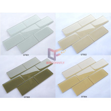 Wall Used Glass Brick, Glass Tile