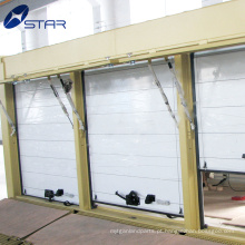 Rruck Roll-up Door Fábrica Caminhão Rolling Shutter Doors