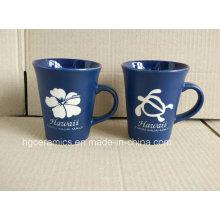 Tasse en céramique gravée au laser, tasse de café gravée au laser