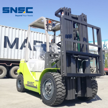 Container Forklift 3Ton Dengan 3 Stage Mast SNSC