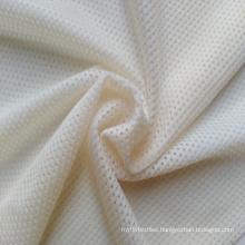 Warp knitted 73 nylon 27 spandex mesh for young girl underwear fabric maid bra fabric