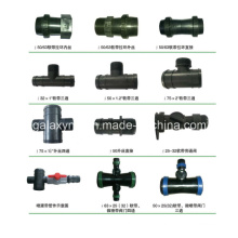 High Quality Various PE Drip Irrigation Fitings