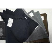 71 tipos de tecido para o terno em estoque pronto