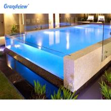 Clear Acrylic Swimming Pool Acrylic Sheets