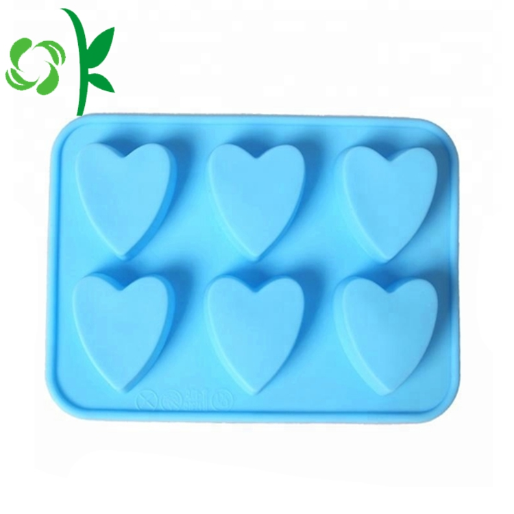 Heart Shape Chocolate Molds