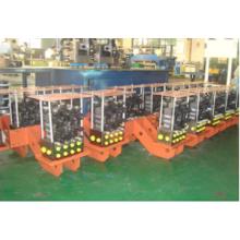 Système hydraulique mécanique en caoutchouc
