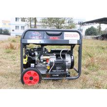 5kvw Gasoline Bensin Generator Fd6500e with Saso