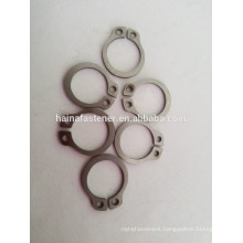 DIN471 stainless steel circlip, retaining rings