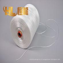 China fábrica produzir pp corda de embalagem / pp 3 fios de corda torcida /