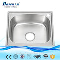 Stainless steel philippines single bowl 5143 kitchen dish washing basin