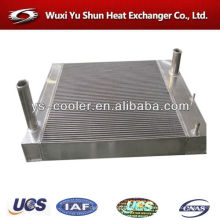 Plattenflosse Aluminium Bagger Heizkörper