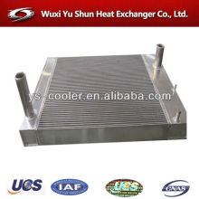 aluminum water tank / auto tank radiator / water cooling heat exchanger manufacturer