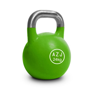 High Quality Workout Vinyl beschichtete Kettlebells