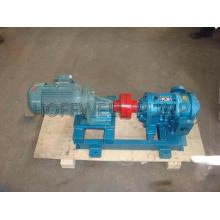 Aprobación del CE LCW alta viscosidad Bitumen Roots Pump