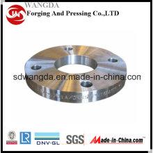 Углерод & Нержавеющая сталь Выкованное Выскальзование на фланце АСМЕ Б16.5 150фунтов