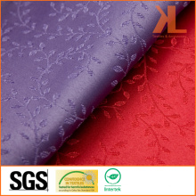 100% полиэстер Качество Жаккардовый лист Широкая ширина таблицы ткани