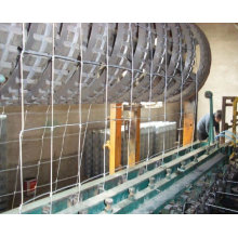 Precise Structure Strong Integration Electro-galvanized Farm Field Mesh Fence