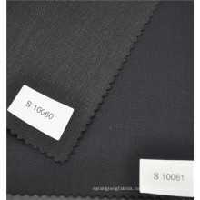 wool and polyester blended shiny suiting fabric fashion fabrics