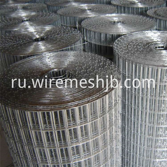 1'' X 1/2'' Welded Wire