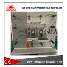 Fully Automatic Adjusting The Pressure Rotary Die Cutting Machine with Three Stations