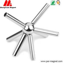 N40sh N42sh N45sh N48sh Permanent Cylinder NdFeB Neodymium Magnet