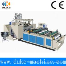 Película de estiramiento de co-extrusión de doble capa que hace la máquina