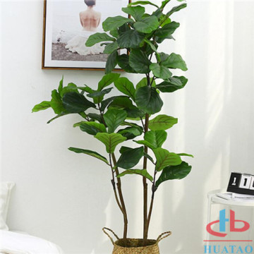 Konstgjord Rainforest Style Decoration Plant Potted