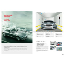 BOLT Marque peinture en acier Ascenseur de voiture / Automobile Lift (5000kg) fournisseur ascenseur de voiture