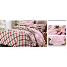 Venta caliente 100% algodón juego de cama F1738