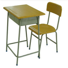 Schule Schreibtisch und Stuhl für Klassenzimmer