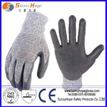 Противоударные защитные перчатки с защитным покрытием 5