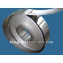 Verkaufen Galvanisierter Stahlstreifen --- Top-Qualität