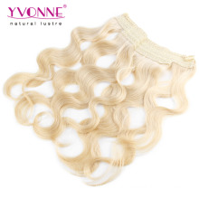 Color #613 Blond Brazilian Hair Flip in Hair Extensions