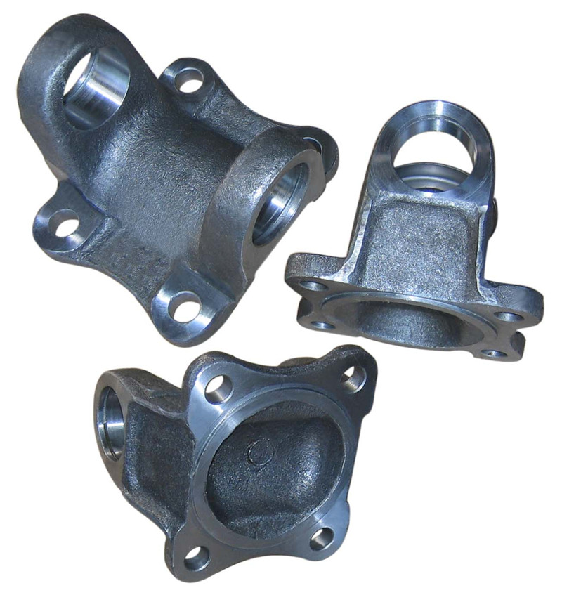 Flange Fork Yoke For Universal Joint