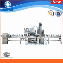 Small Scale Bottle Filling Capping Machine