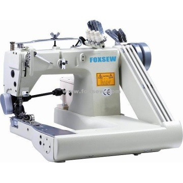 Three Needle Feed-off-the-Arm Sewing Machine (with Double Puller)