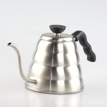 Bouilloire à café et théière en acier inoxydable