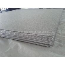 Material de filtro de fibra de aço inoxidável 316L sinterizado
