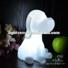 New&Hot Dog-shaped Color Changing animal sleep Light