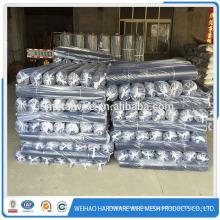 HDPE Kunststoff-Flachdrahtgeflecht für Federkernmatratze