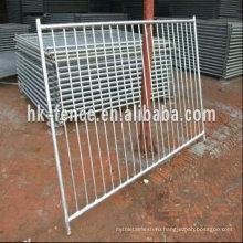 Временный забор для собак(заводской) портативный забор