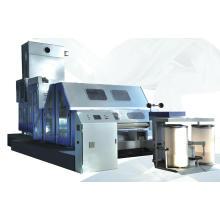Высокопроизводительная прядильная машина для производства шерстяных прядей