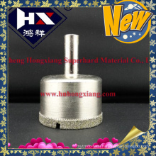 Electroplate Diamond Hole Saw for Ceramic Drilling/Electroplate Drill Bit
