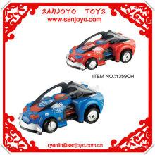 rc voitures hong kong W / lumière rc voiture haute vitesse télécommande stunt twister voiture
