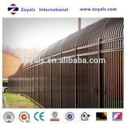 picket aluminum ornamental fencing carports manufacturer with ISO 9001