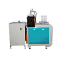 Hot Sell full Automatic Paper Cardboard Carton lunch box Forming Erector Machine