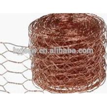 Fornecedor Alibaba de malha de fio de cobre e cobre