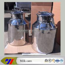 Ведро для молока из нержавеющей стали 25 л