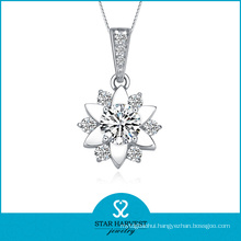 2014 Wholesale Vogue Flower Pendant Made in China (SH-N0155)