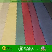 Tecido de poliéster de cor multi estilo simples para Men′s jaqueta